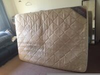 """4'6"""" Double Mattress free to collector"""