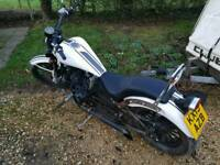 AJS 125CC GOOD CONDITION STARTS FIRST TIME NEEDS MOT