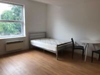 Studio flat in Wembley for DSS/Housing Benefit applicants