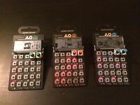 Teenage Engineering Pocket Operator PO 10 (12, 14 & 16) Series Super Set