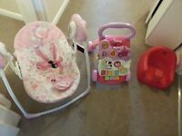 Very useful for babies. In very good condition.