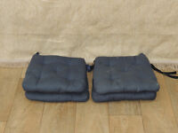 Pads for dining chairs (Delivery)