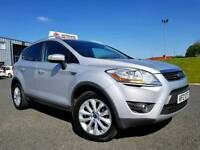 May 2012 Ford Kuga 2.0 Tdci 4x4 Titanium 163bhp, One Owner! Full Service History! Great Spec!
