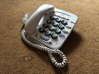 BT Big button Telephone machine