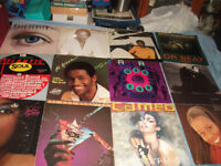 COLLECTION OF SOUL ALBUMS AND 12 INCHES,APPROX 30,OLD AND NEW SOUL