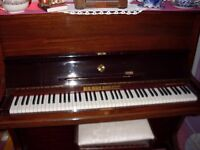 Rud Ibach Sohn Piano for sale £125 or offers
