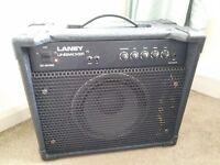 Laney 30w Linebacker Bass Amp