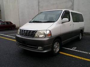 2001 Toyota Grand Hiace New Wheelchair Lifter V6 Marion Marion Area Preview