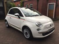 Fiat 500 Lounge - 30,000 miles. Full Fiat Service History.