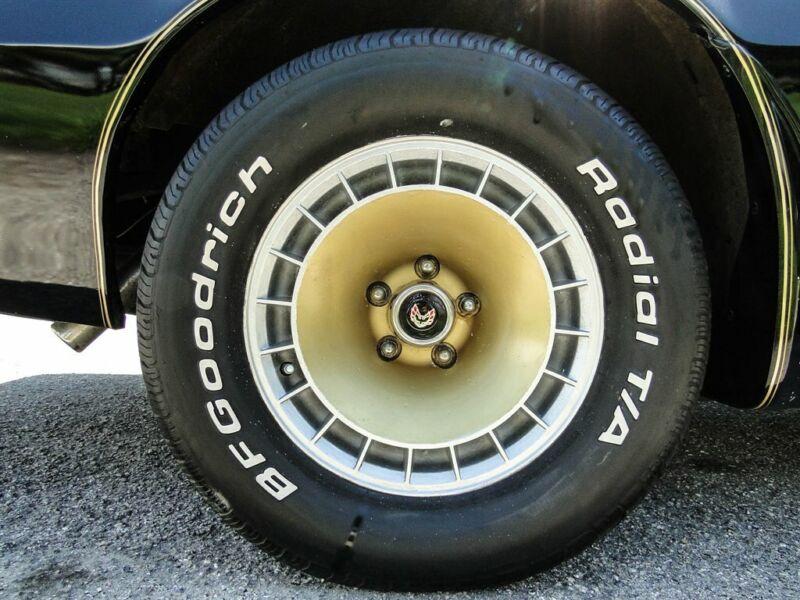 Image 23 Voiture Américaine de collection Pontiac Trans Am 1979