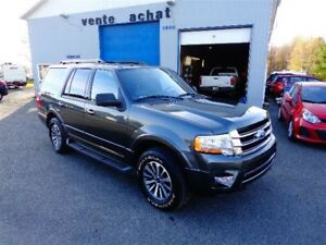 2017 Ford Expedition XLT AWD CUIR TOIT 8 PLACES GR.ELEC. ET +
