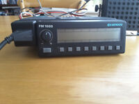 Simoco FM 1000 VHF Mobile Transceiver with Mike and Manuals,working in very good condition.Preowned.