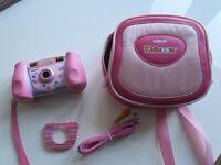 For Sale: vtech Kidizoom Camera (pink)