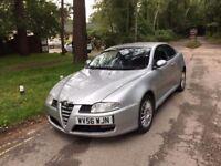 2006 Alfa Romeo GT 1,9 litre diesel 5dr 2 owners