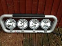 Lorry light bars £100 each