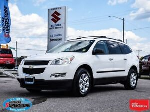 2011 Chevrolet Traverse LS AWD ~8 Passenger ~Very Clean