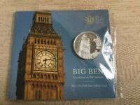 Royal Mint 100 silver coin