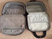 Professional Suitcase Style Toilet Bags - Quick Sale