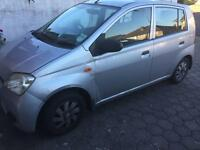 Daihatsu Charade 1.0 54 Reg £30 Road tax
