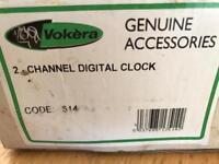 Digital Clock for Boiler