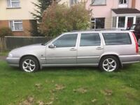 Volvo V70 AWD Turbo