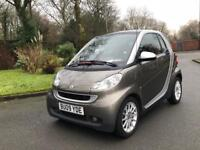 SMART FORTWO PASSION 1.0 2009+GENUINE LOW MILEAGE+FULL HISTORY+TWO KEYS+ECONOMICAL £0 TAX
