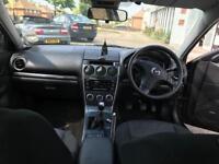Mazda 6 black 12months MOT very good condition