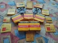 Kodak Kodachrome 25 colour film 16mm film reel movie cinema cinematic vintage