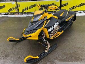 2012 Ski-Doo MXZ X-RS 800R E-TEC