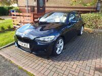 64 REG BMW, 120d XDrive, m-sport only 30000 miles