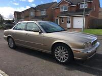 Jaguar XJ6 V6 SE AUTO 2003 MOT JULY 2019 Immaculate just as new 520D A6 S-TYPE ROVER 75 MONDEO E320
