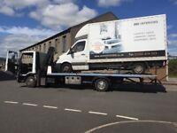 02 iveco breakdown recovery tilt and slide 3t hiab 22 ft body carry anything led beacon new tyres