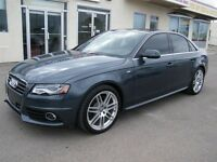 2011 Audi A4 2.0T PREMIUM S-LINE  ONLY 22,000KMS