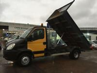 IVECO DAILY 65C 18 TIPPER FLATBED ! EX COMPANY WELL MAINTAINED READY TO DRIVE AWAY NO VAT VERY TIDY!
