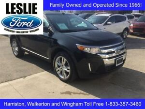 2014 Ford Edge SEL | AWD | Sold & Serviced by Leslie Motors