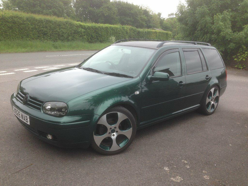 2000 vw volkswagen golf se 1 9 tdi pd115 diesel mk4 estate manual fsh