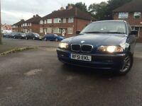 Quick sale BMW e46 318 2001