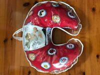 Red Nursing cushion excellent condition