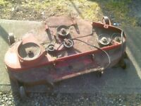 COUNTAX RIDE ON LAWN MOWER DECK SPARES REPAIR EXPORT PARTS CHEAP