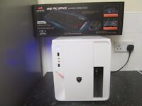 ★Quadcore Multimedia/Gaming Wireless Pc Cube with New Peripherals★