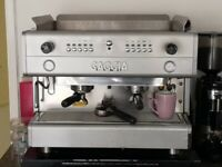 Coffee Machine professional 2 groups Gaggia