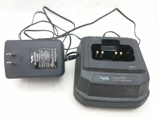 Vertex Standard CD-16 VAC-800 Rapid Rate Radio Battery Charger VX-160V VX-180V