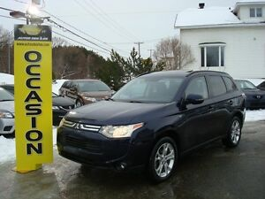 2014 Mitsubishi Outlander SE V6 AWC (ALL Wheel Control)