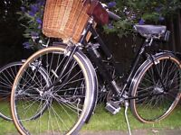 His & Hers Vintage Bicycles - RESTORED - Triumph bikes - Racer / Road Bike / Very rare £699 ono