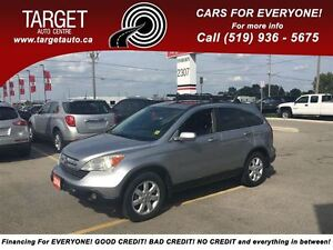 2008 Honda CR-V EX-L, Loaded; Leather, Roof and More !!!!! London Ontario image 1