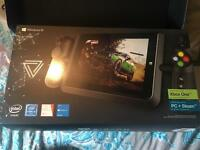 Linx vision gaming tablet