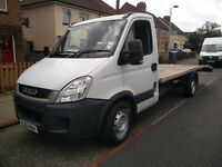 2010 recovery truck iveco 2.3L