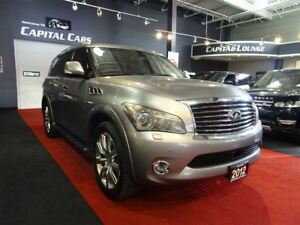 2012 Infiniti QX56 NAVIGATION / 360' PARK ASSIST / BACK UP CAMER