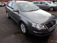 *VOLKSWAGEN PASSAT ESTATE 1.9 TDi*2007*IMMACULATE* SERVICE HISTORY*FULL YEARS MOT*BARGAIN AT £2395*