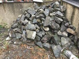 FREE Large Quantity of Welsh Stone - Clean Walling Stone
